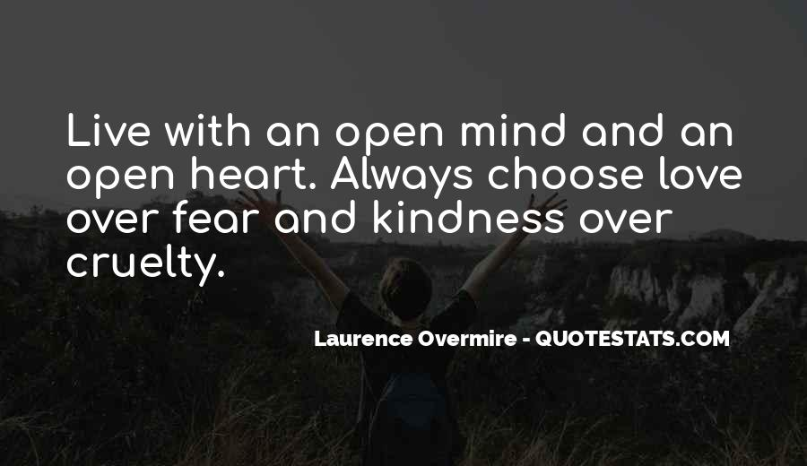 Quotes About Kindness And Cruelty #1297762