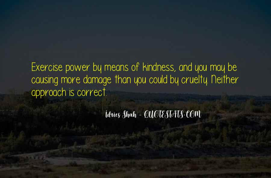 Quotes About Kindness And Cruelty #649287
