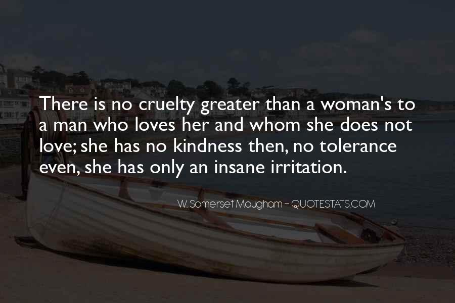 Quotes About Kindness And Cruelty #666376