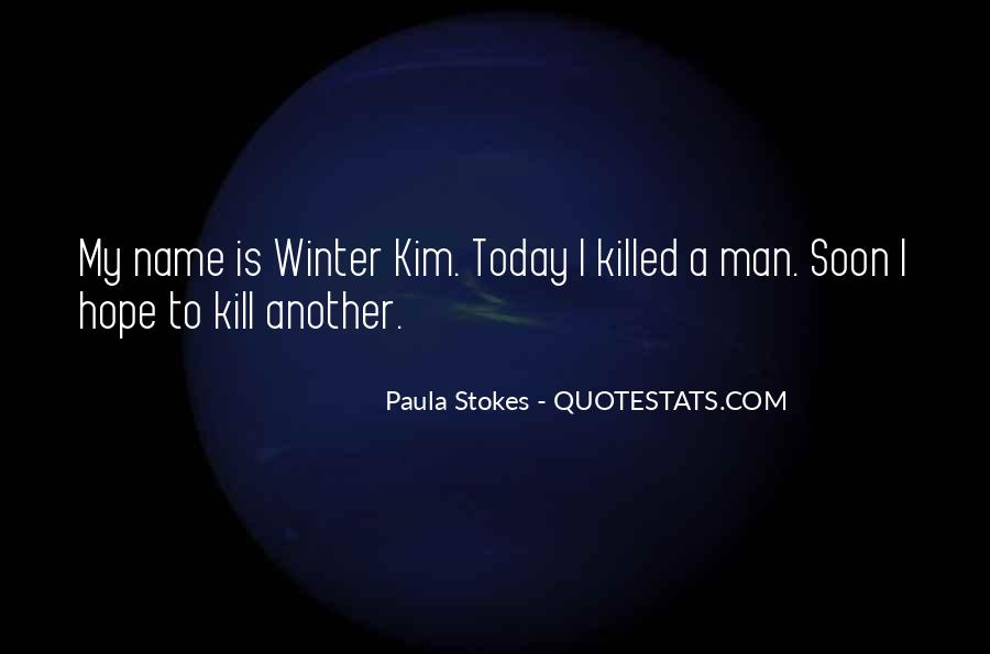 Quotes About Killing For Revenge #1008432