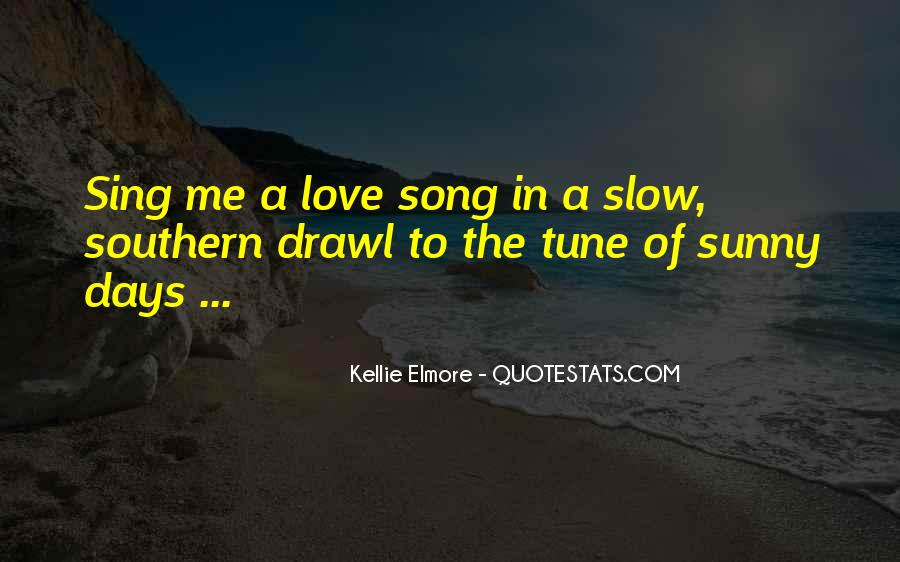 Cute Country Song Love Quotes #1134730