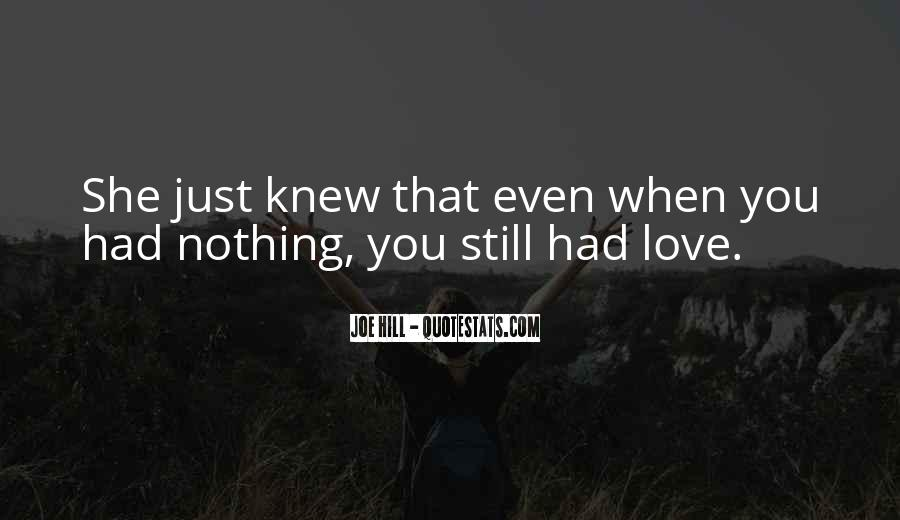 Cute Country Song Love Quotes #1487775