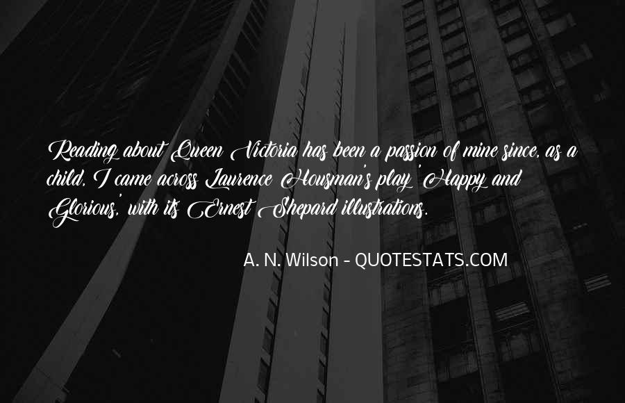 Quotes About The Passion Of Reading #1146803