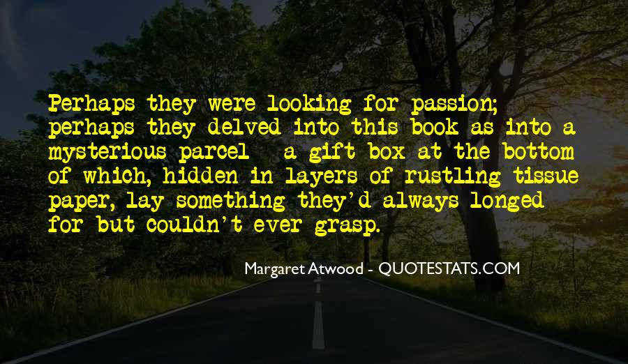 Quotes About The Passion Of Reading #1768302