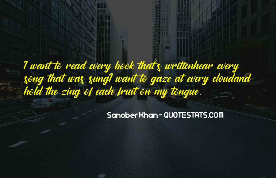 Quotes About The Passion Of Reading #179528