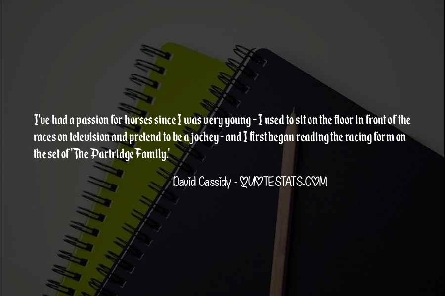 Quotes About The Passion Of Reading #287029