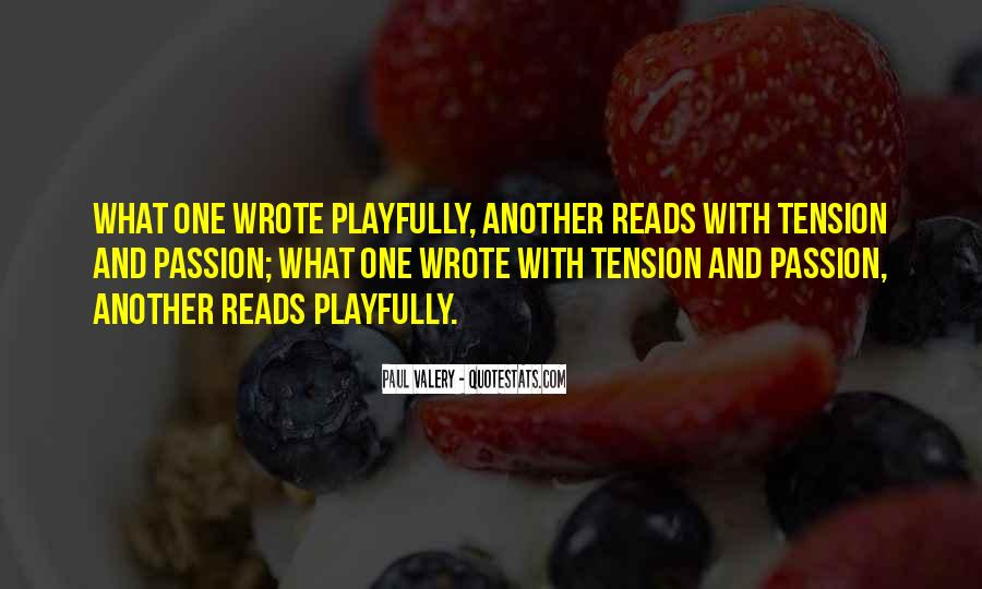 Quotes About The Passion Of Reading #386944