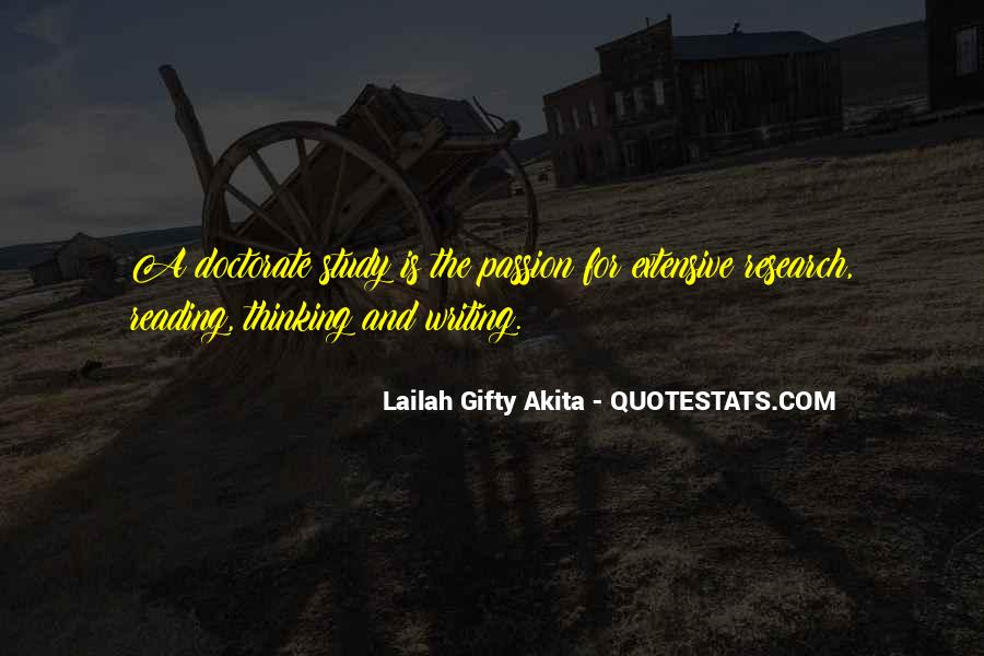 Quotes About The Passion Of Reading #654558