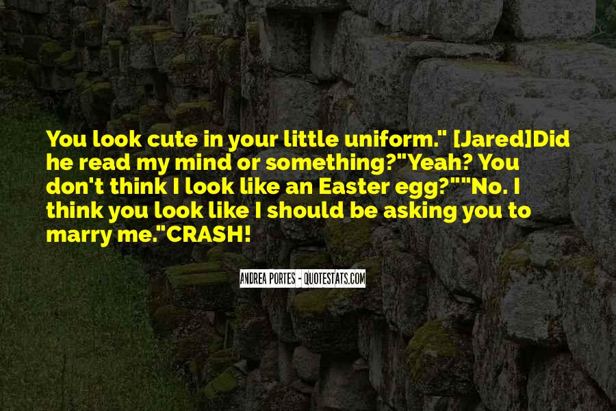 Cute Easter Egg Quotes