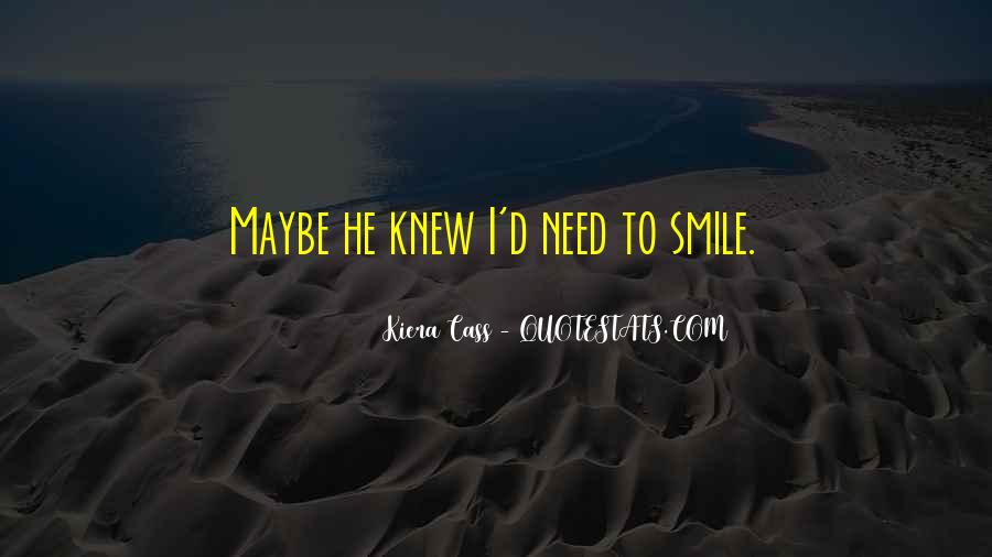 Quotes About Kiera #143284