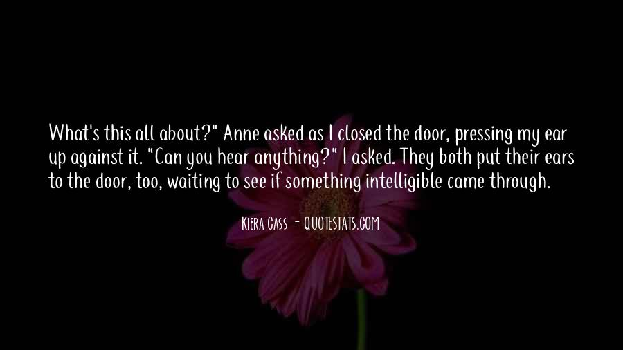 Quotes About Kiera #155275