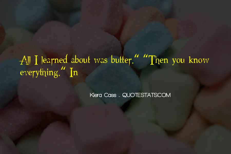 Quotes About Kiera #172264