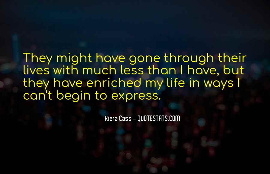 Quotes About Kiera #216646