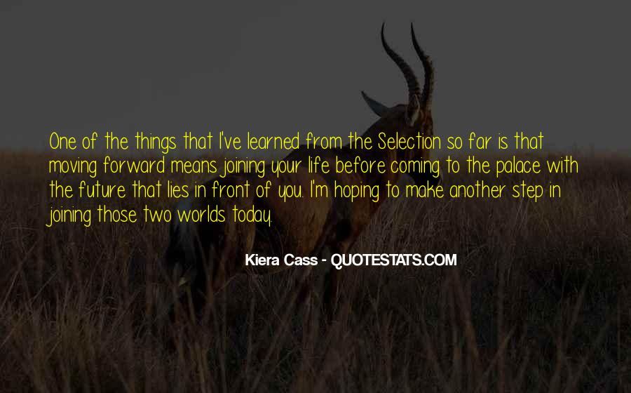 Quotes About Kiera #96320