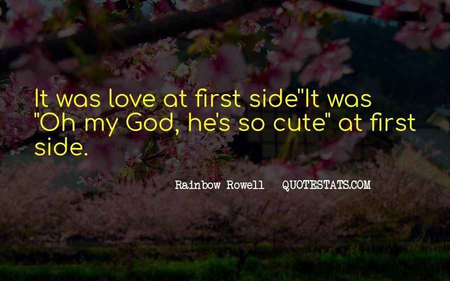 Cute God Quotes #1635104