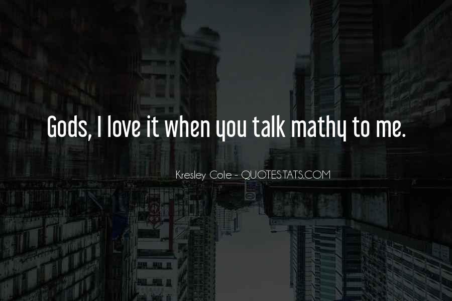 Cute Love Flirty Quotes #759839