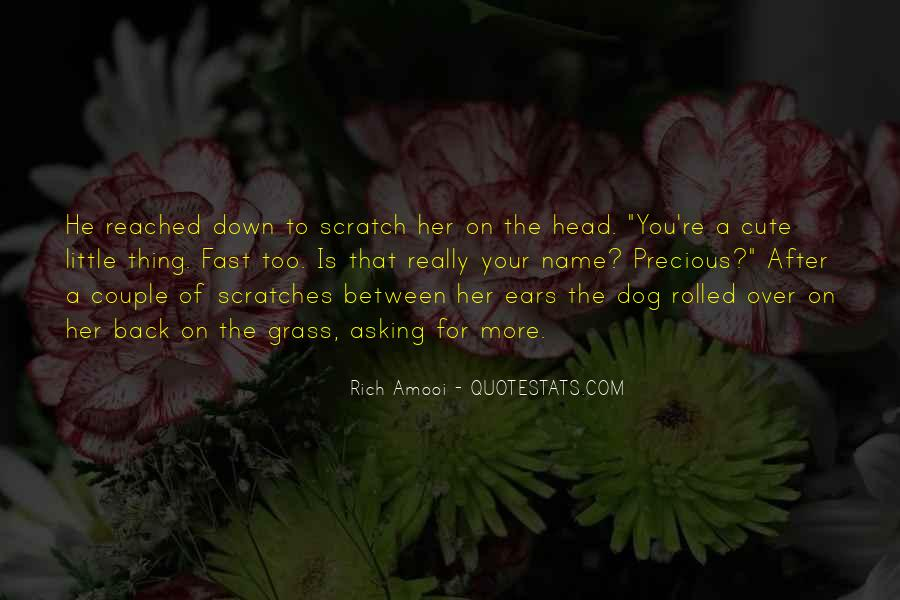 Cute Name For Quotes #1235112