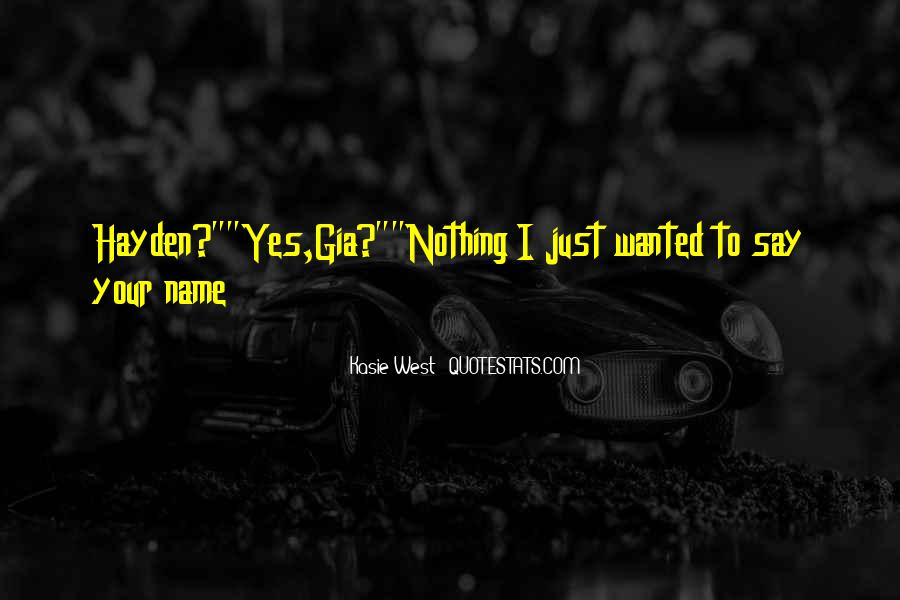 Cute Name For Quotes #799582