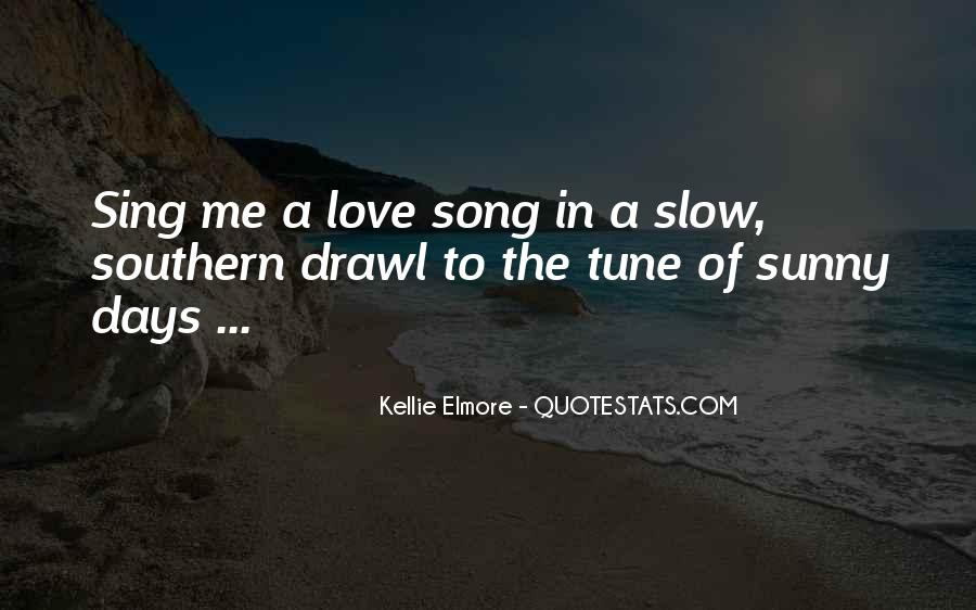 Cute R&b Love Song Quotes #1134730