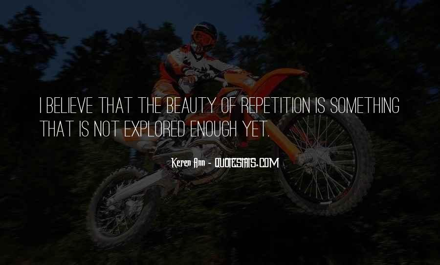 Quotes About Keren #1698192