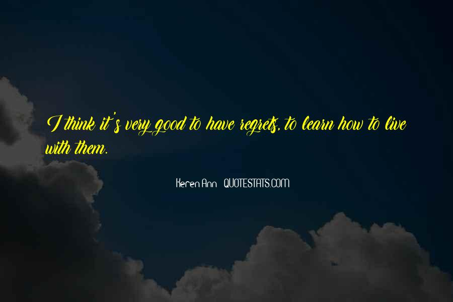 Quotes About Keren #1810043