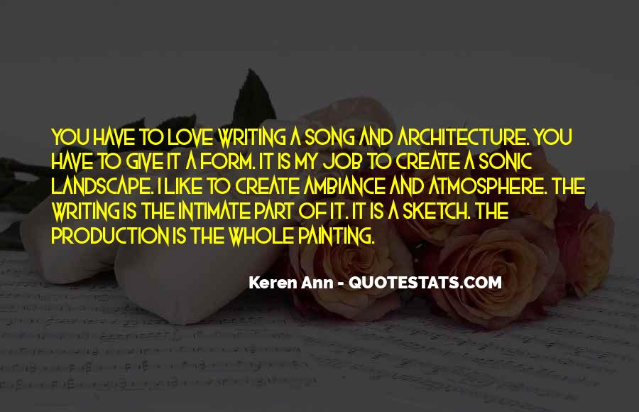 Quotes About Keren #729103