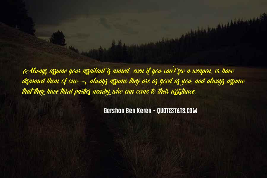 Quotes About Keren #887685