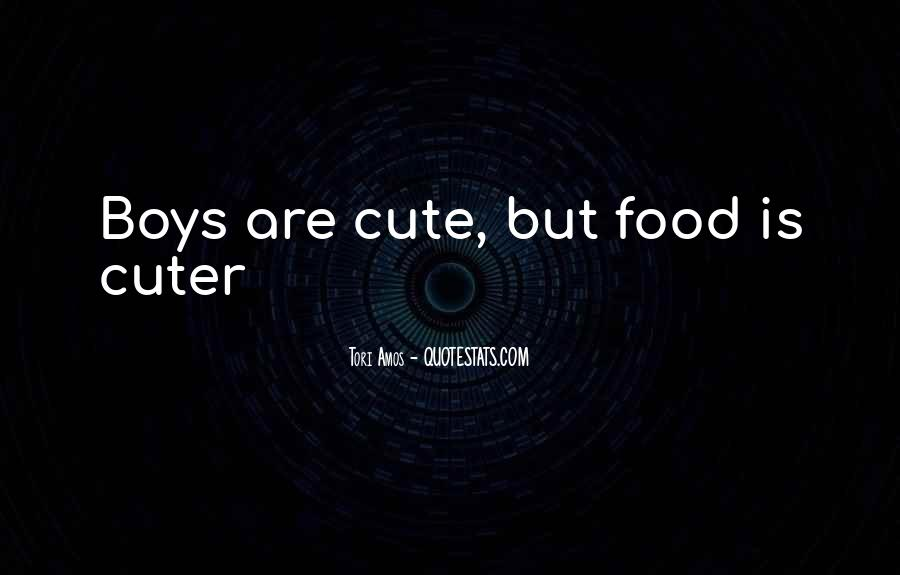 Cuter Than Quotes #1066634