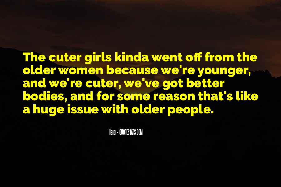 Cuter Than Quotes #1250941