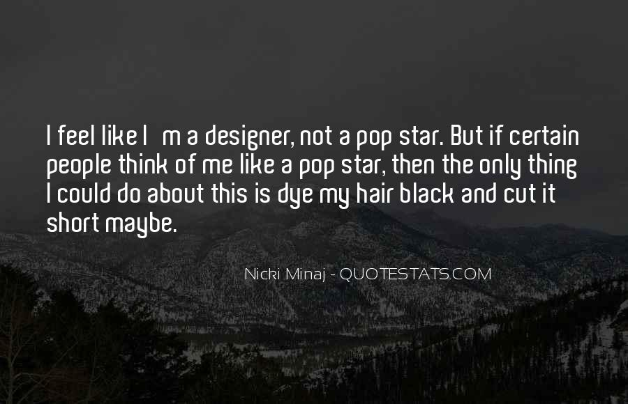 Cutting Off Hair Quotes #343063