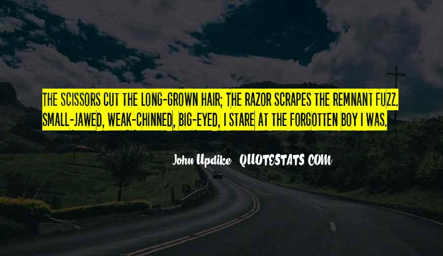 Cutting Razor Quotes #1190451