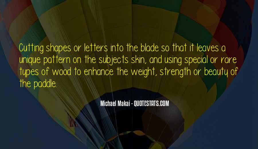 Cutting Shapes Quotes #1683953