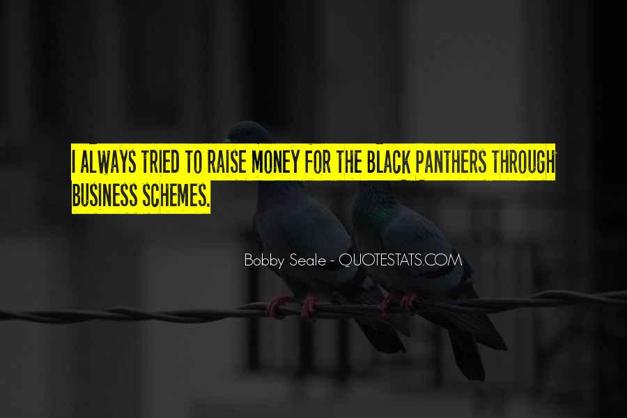 Quotes About The Panthers #1096071