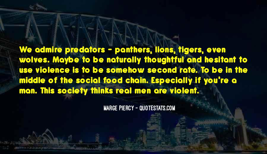 Quotes About The Panthers #1858779