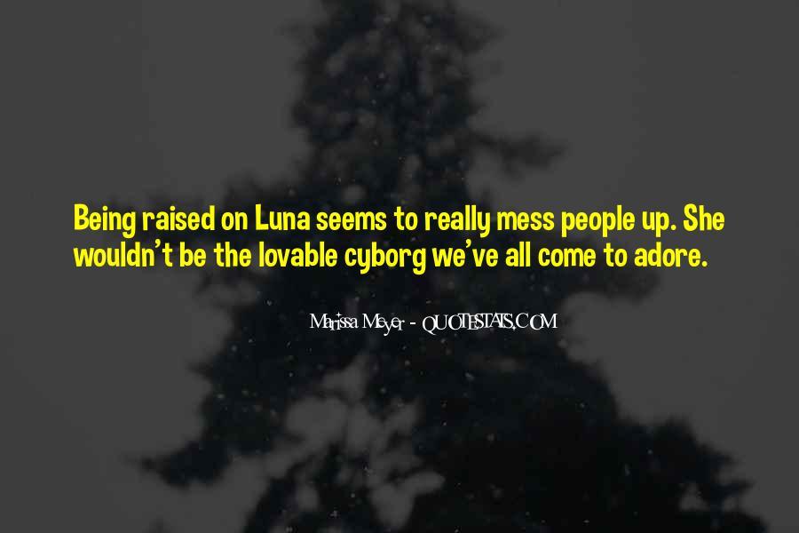 Cyborg Quotes #1303799
