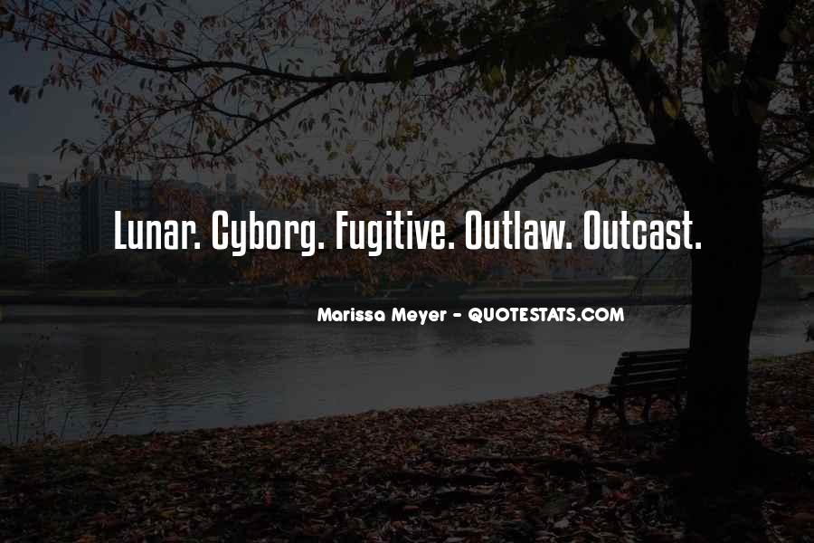 Cyborg Quotes #1773606