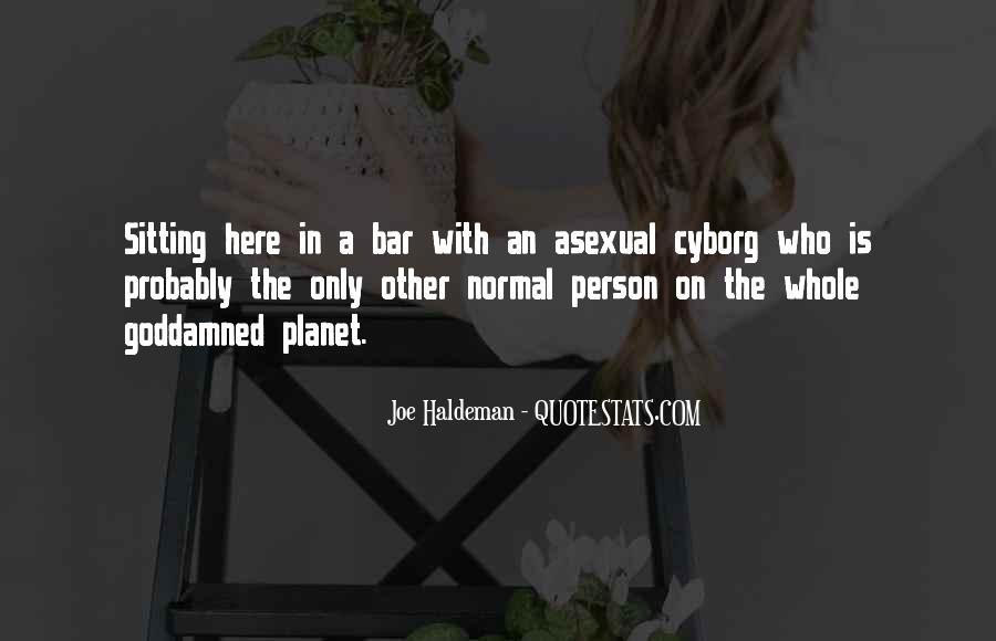 Cyborg Quotes #711836