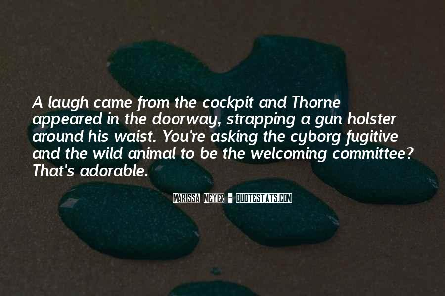 Cyborg Quotes #921948
