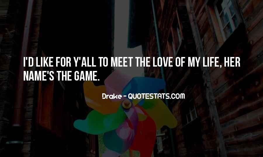 D.m Drake Quotes #1289924