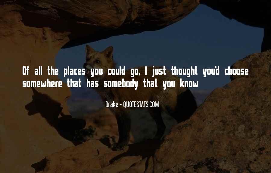 D.m Drake Quotes #1457610