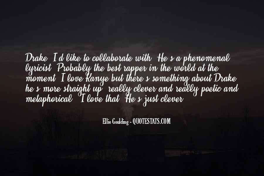 D.m Drake Quotes #238868