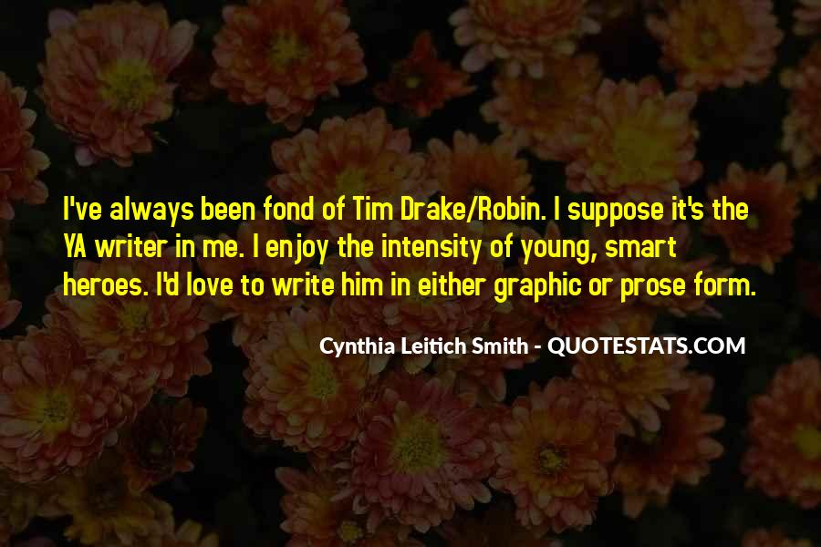 D.m Drake Quotes #972563