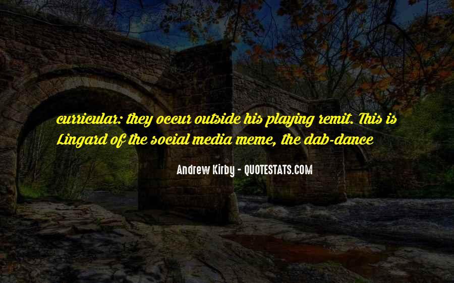 Dab Dance Quotes #988058