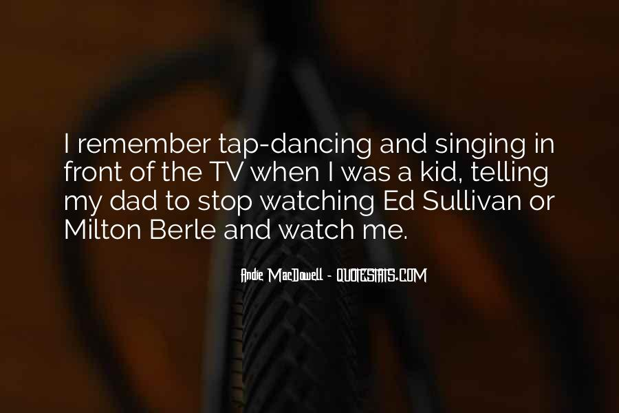 Dad Is Watching Over You Quotes #262169