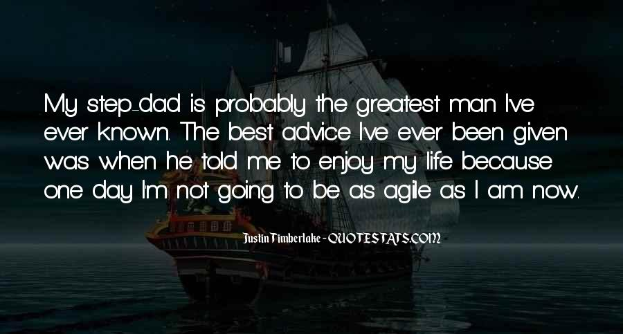 Dad N Me Quotes #9784