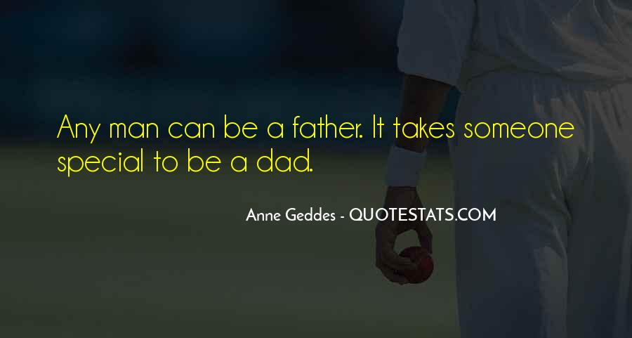 Dad Vs Father Quotes #108839