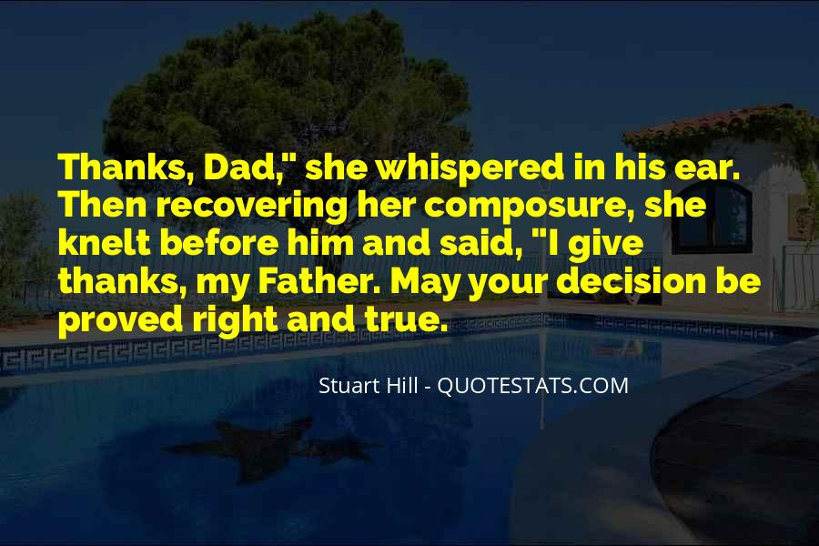 Dad Vs Father Quotes #135269