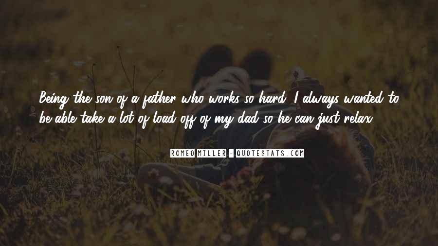 Dad Vs Father Quotes #20944