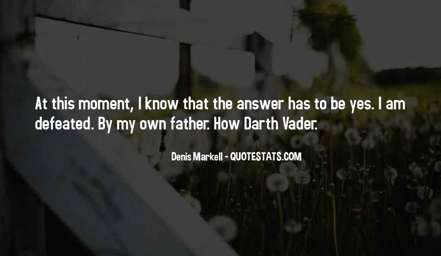 Dad Vs Father Quotes #29594