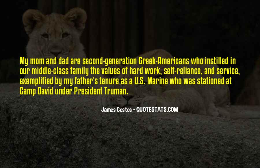 Dad Vs Father Quotes #61645